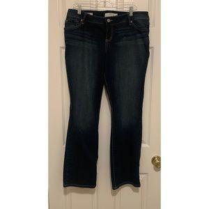 torrid Jeans - Torrid Barely Boot Jeans